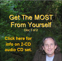 Get The Most From Yourself CD Cover link to CD info